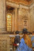 Edouard Vuillard The Chapel at the Chateau of Versailles oil painting picture wholesale