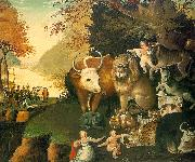 Edward Hicks The Peaceable Kingdom oil painting picture wholesale