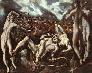 El Greco Laocoon 1 France oil painting reproduction