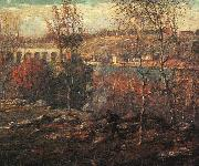 Ernest Lawson Harlem River oil painting picture wholesale