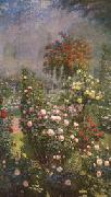 Ernest Quost Roses,Decorative Panel oil painting picture wholesale