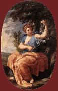 Eustache Le Sueur The Muse Terpsichore oil painting picture wholesale