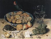 FLEGEL, Georg Dessert Still-Life fdg oil painting picture wholesale