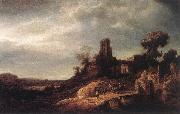 FLINCK, Govert Teunisz. Landscape dg oil painting picture wholesale