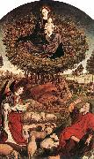 FROMENT, Nicolas The Burning Bush dh oil painting picture wholesale