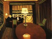 Felix Vallotton Poker oil painting picture wholesale