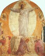 Fra Angelico Transfiguration oil painting artist