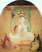Fra Angelico The Mocking of Christ oil painting artist