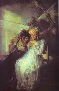 Francisco Jose de Goya Time of the Old Women oil painting picture wholesale