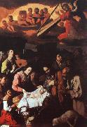 Francisco de Zurbaran The Adoration of the Shepherds_a oil painting artist