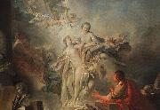 Francois Boucher Pygmalion and Galatea oil painting picture wholesale