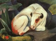 Franz Marc The Bull oil painting picture wholesale