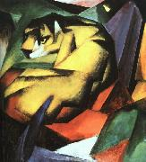 Franz Marc Tiger oil painting picture wholesale