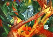 Franz Marc The Monkey  aaa oil painting picture wholesale
