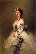 Franz Xaver Winterhalter Alexandra, Princess of Wales France oil painting reproduction