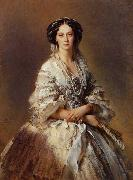 Franz Xaver Winterhalter The Empress Maria Alexandrovna of Russia oil painting picture wholesale
