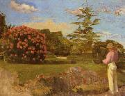 Frederic Bazille Little Gardener oil painting picture wholesale