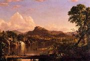 Frederic Edwin Church New England Scenery oil painting picture wholesale