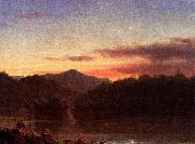 Frederic Edwin Church The Evening Star oil painting picture wholesale
