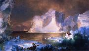 Frederic Edwin Church The Iceburgs oil painting picture wholesale