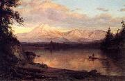 Frederic Edwin Church View of Mount Katahdin oil painting picture wholesale