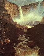 Frederick Edwin Church The Falls of Tequendama oil painting picture wholesale
