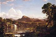 Frederick Edwin Church New England Scenery oil painting picture wholesale