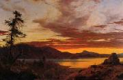 Frederick Edwin Church Sunset oil painting picture wholesale