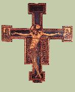 GIUNTA PISANO Crucifix swg oil painting picture wholesale