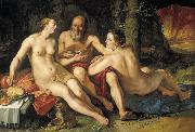 GOLTZIUS, Hendrick Lot and his Daughters dh oil painting picture wholesale
