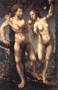 GOSSAERT, Jan (Mabuse) Adam and Eve safg oil painting picture wholesale