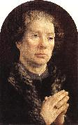 GOSSAERT, Jan (Mabuse) Diptych of Jean Carondelet (left wing) dg oil painting picture wholesale