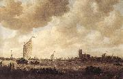 GOYEN, Jan van View of Dordrecht dg oil painting picture wholesale