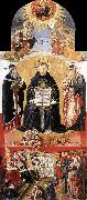 GOZZOLI, Benozzo Triumph of St Thomas Aquinas fg oil painting picture wholesale