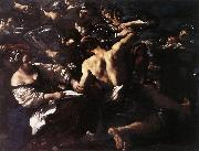GUERCINO Samson Captured by the Philistines uig oil painting picture wholesale