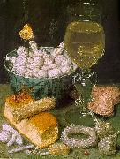 Georg Flegel Still Life with Bread and Confectionery 7 oil painting picture wholesale