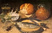 Georg Flegel Still Life with Stag Beetle oil painting picture wholesale