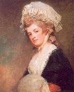 George Romney Mrs Mary Robinson oil painting picture wholesale