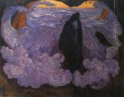 Georges Lacombe The Violet Wave oil painting picture wholesale
