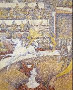 Georges Seurat The Circus oil painting picture wholesale