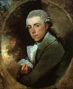 Gilbert Charles Stuart Man in a Green Coat oil painting picture wholesale