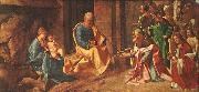 Giorgione Adoration of the Magi oil painting picture wholesale