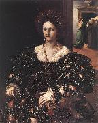 Giulio Romano Portrait of a Woman sag oil painting artist