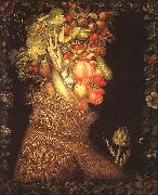 Giuseppe Arcimboldo Summer oil painting picture wholesale