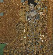 Gustav Klimt Adele Bloch-Bauer I oil painting picture wholesale