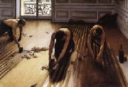 Gustave Caillebotte The Floor-Scrapers oil painting picture wholesale