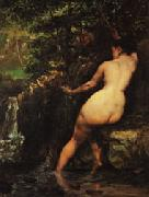 Gustave Courbet The Source oil painting picture wholesale