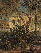 Guy Rose San Gabriel Mission oil painting picture wholesale