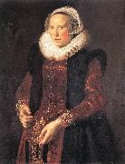 HALS, Frans Portrait of a Woman  6475 oil painting picture wholesale