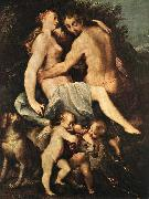 HEINTZ, Joseph the Elder Adonis Parting from Venus s oil painting picture wholesale